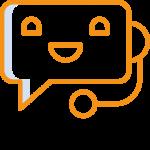 Icono Soporte chat bot