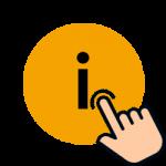 Icono de push hotspot